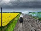 Красота железных дорог - ФОТОСЕССИЯ: Фоторепортажи