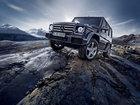 Самый крутой внедорожник Mercedes стал еще круче - ФОТО: Фоторепортажи