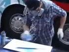 Уличный художник - такого вы еще не видели - ВИДЕО: Видеоновости