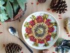 Девушка создает настоящие произведения искусства из блюд - ФОТОСЕССИЯ: Фоторепортажи