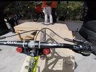 Скоростной спуск на велосипеде - ВИДЕО : Видеоновости