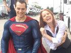 Супермен прошел испытание ледяной водой как истинный герой - ФОТО - ВИДЕО: Фоторепортажи