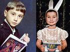 20 детских фото российских звезд - ФОТОСЕССИЯ: Фоторепортажи