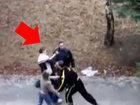 Спортсмен отомстил за любимую девушку - ВИДЕО: Видеоновости