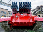 Самые крутые пожарные машины - ФОТО: Фоторепортажи