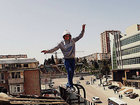 Игры со смертью бакинских подростков - ФОТО - ВИДЕО : Видеоновости