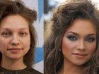 Как макияж меняет человека до неузнаваемости - ВИДЕО: Видеоновости