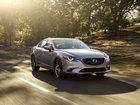 Mazda6 пережила первое обновление - ФОТО: Фоторепортажи
