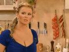 Как выглядит Анна Семенович на кухне - ВИДЕО: Видеоновости