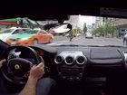 Как реагируют люди, когда ты водишь дорогой автомобиль - ВИДЕО : Видеоновости