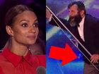 Мужчина удивил всех на шоу талантов - ВИДЕО: Видеоновости