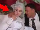 Жених достал невесту во время свадьбы - ВИДЕО: Видеоновости