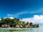 Анс Сурс д'Аржан – самый живописный пляж в мире - ФОТОСЕССИЯ: Фоторепортажи