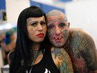 Разрисованные люди: ежегодная конференция татуировщиков в Бразилии - ФОТО: Фоторепортажи
