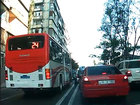 Шокирующее поведение водителя автобуса в Баку - ВИДЕО: Видеоновости