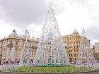В Баку начались приготовления к Новому году - ВИДЕО: Видеоновости