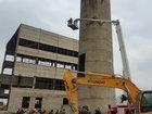 На волоске от смерти: рабочие повисли на высоте 93 м в Баку - ОБНОВЛЕНО - ФОТО - ВИДЕО: Видеоновости