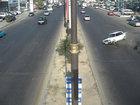 """В Баку """"ВАЗ"""" от силы удара развернуло на 180 градусов - ВИДЕО: Общество"""