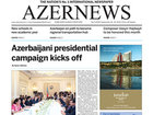 Вышел очередной печатный номер on-line газеты Azernews – ФОТО: Общество