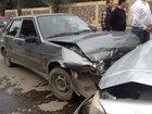 Quba rayonunda iki minik avtomobili toqquşub - FOTO: Общество