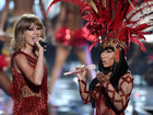 Тейлор Свифт и Никки Минаж устроили грандиозное открытие MTV VMA - ФОТО: Фоторепортажи