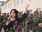 Азерин дала концерт в одной из воинских частей - ФОТО: Культура