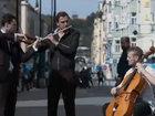 Азербайджанцы приятно удивили жителей Праги - ВИДЕО: Видеоновости