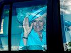Жена принца Чарльза опозорилась на крестинах - ФОТО: Фоторепортажи
