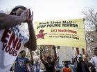 В Балтиморе не стихают уличные протесты против произвола полиции - ФОТО - ВИДЕО: Видеоновости