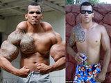 Он хотел накачать мышцы и вот во что он превратился - ФОТО: Это интересно