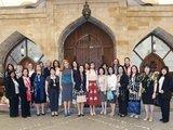 От имени Первой леди Мехрибан Алиевой устроен прием в честь супруг участников заседания Совета руководителей АБР - ФОТО: Политика