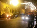 Жительница Баку спаслась из горящего Lexus - ОБНОВЛЕНО - ФОТО: Общество