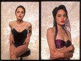 Такой Анджелину Джоли вы не видели: архивные снимки актрисы - ФОТО: Это интересно