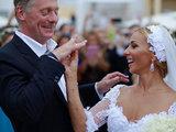 Свадьба Пескова и Навки - ОБНОВЛЕНО - ФОТО - ВИДЕО: В мире