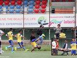 Футболист скончался после неудачного празднования гола - ФОТО - ВИДЕО: В мире