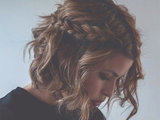 10 оригинальных причесок с распущенными волосами - ФОТО: Это интересно
