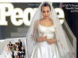Эксклюзивные фотографии со свадьбы Джоли и Питта - ФОТО: Это интересно