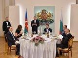 """Президент Ильхам Алиев: """"Стратегическое сотрудничество между Азербайджаном и Болгарией станет еще прочнее"""" - ОБНОВЛЕНО - ФОТО - ВИДЕО: Политика"""