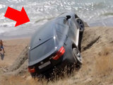Приехали на BMW X6, отдохнули, и вот что случилось потом - ВИДЕО : Это интересно