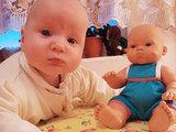 20 детей, которые выглядят точь-в-точь как их куклы - ФОТОСЕССИЯ: Это интересно