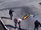 Страшнейшая авария на перекрестке - ВИДЕО: Это интересно