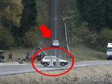 Чудовищные аварии на скорости 200 км/ч - ВИДЕО: Это интересно