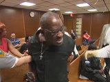 Реакция отца на убийцу сына в зале суда - ВИДЕО: Это интересно