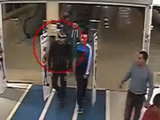Парень сломал челюсть охраннику - ВИДЕО: Это интересно