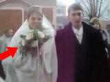 И смех, и грех: ужасный случай во время свадьбы - ВИДЕО: Это интересно
