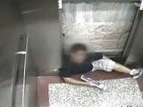 Ужасающий случай в лифте - ВИДЕО: Это интересно