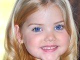 Самые красивые дети на планете, заработавшие на внешности - ФОТО: Lady.Day.Az