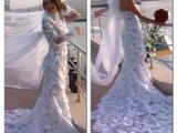 Дизайнер Сабина Гусейн. Как готовились к свадьбе Диляры Кязымовой - ФОТО: Lady.Day.Az
