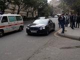 """В центре Баку владелец """"Bentley"""" грубо нарушает ПДД - ФОТО: Общество"""