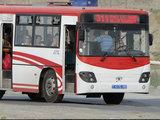 Изменена протяженность некоторых автобусных маршрутов Баку - ФОТО: Общество